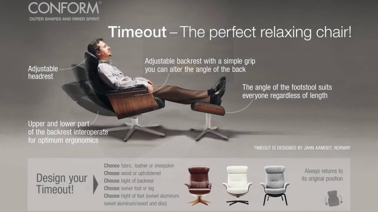 Relaxsessel Timeout Conform Artesi Möbel Youtube
