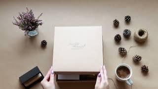 Anastasyja Photography Personalized Packaging Box