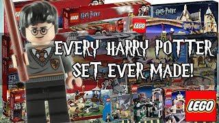 Every Harry Potter Lego Set Ever Made! 2...