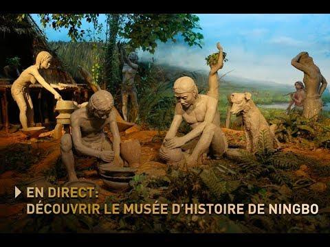 En direct : découvrons des trésors dans le musée d'histoire de Ningbo !
