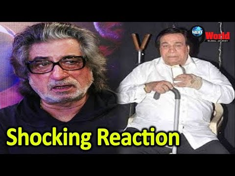 Shakti Kapoor Explains how lonely Kader Khan was in his Last Days & Blames Industry for his death Mp3