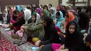 Gulshan-e-Waqfe Nau (Nasirat) Class: 14th November 2009 - Part 6 (Urdu)