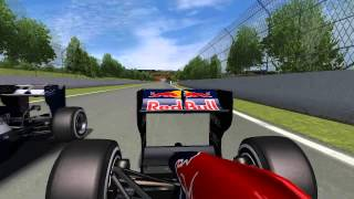 PRL F1 Online Liga Highlights 2013