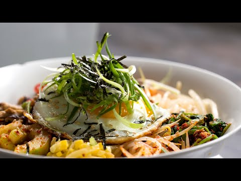 Bibimbap by Chef Esther Choi