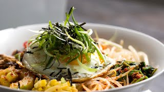 Bibimbap by Chef Esther Choi