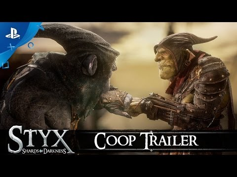 Styx: Shards of Darkness - Co-op Trailer | PS4