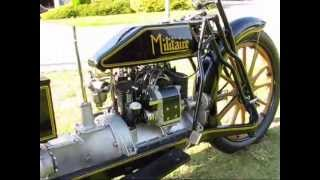 Militaire motorcycle 1915