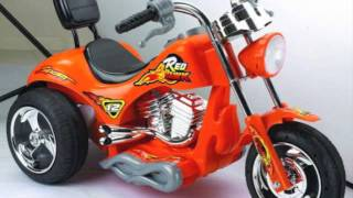 Buy 6v & 12v Ride-on Chopper Motorbikes:
