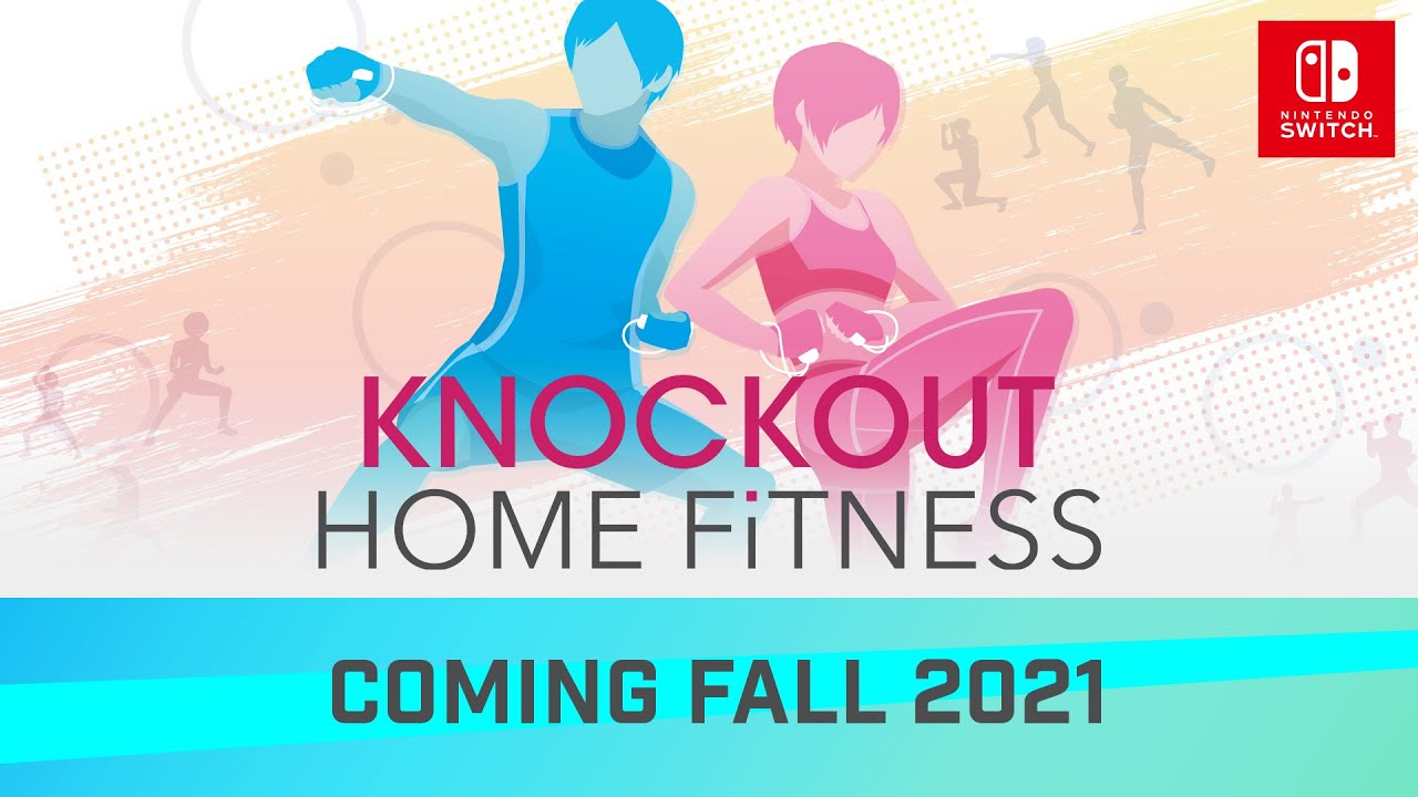 Knockout Home Fitness - Title Announcement Trailer (Nintendo Switch)