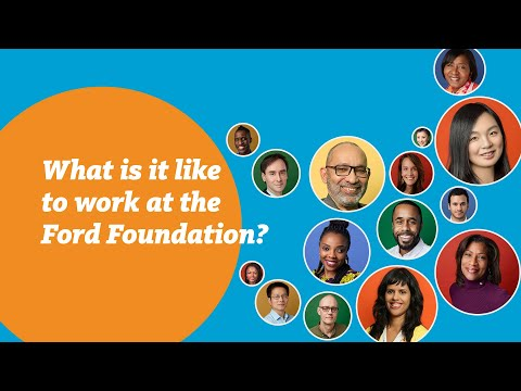 Careers / Ford Foundation