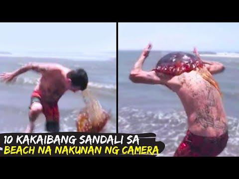 Download 10 Mga Sandali sa Beach na Walang Maniniwala Kung Hindi Nakunan ng Camera / Part 1