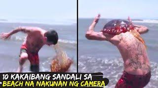 10 Mga Sandali sa Beach na Walang Maniniwala Kung Hindi Nakunan ng Camera  Part 1