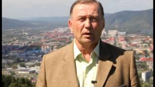 Выборы Междуреченск 2015, выступление Котова В.М.