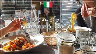 [버킷리스트 #30] 피렌체 곱창버거 먹방 | 카페에서…