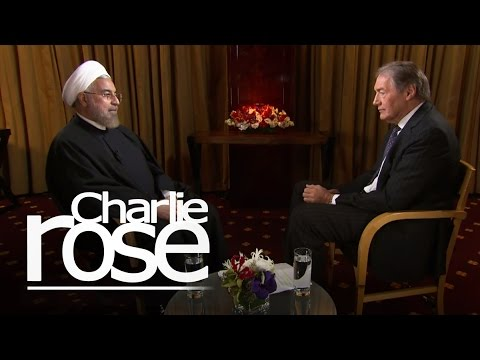 Iran's Rouhani on Nuclear Talks with the U.S. (Sept. 24, 2014) | Charlie Rose