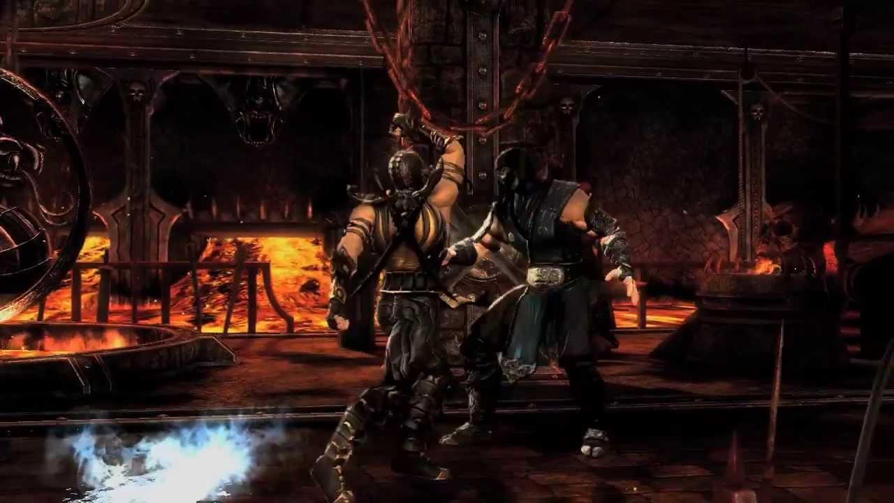 Mortal Kombat Komplete Edition PC Launch Trailer - YouTube