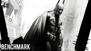 Batman Arkham City PC | GTX 680 SLI Benchmark (MAX Settings)