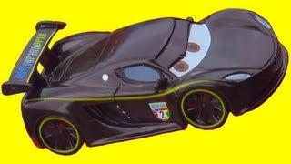 Disney Store Lewis Hamilton Cars 2 Exclusive Disney Figure Mattel Pixar Toy Review World Grand Prix