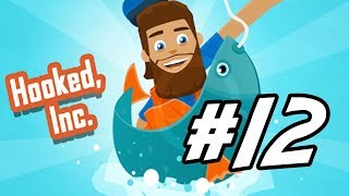 Hooked, Inc. - 12 - Upgrade to Tier 11 Boat