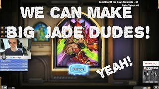 Hearthstone Arena - Thijs Playing Rogue-Druid Arena Run!