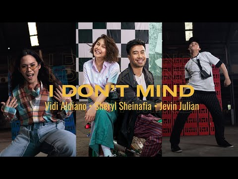 Vidi Aldiano, Sheryl Sheinafia, Jevin Julian - I Don't Mind (Vertical Video)