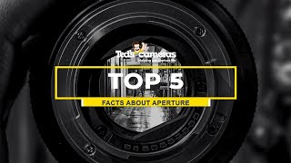 What is aperture in photography? get #teducated
