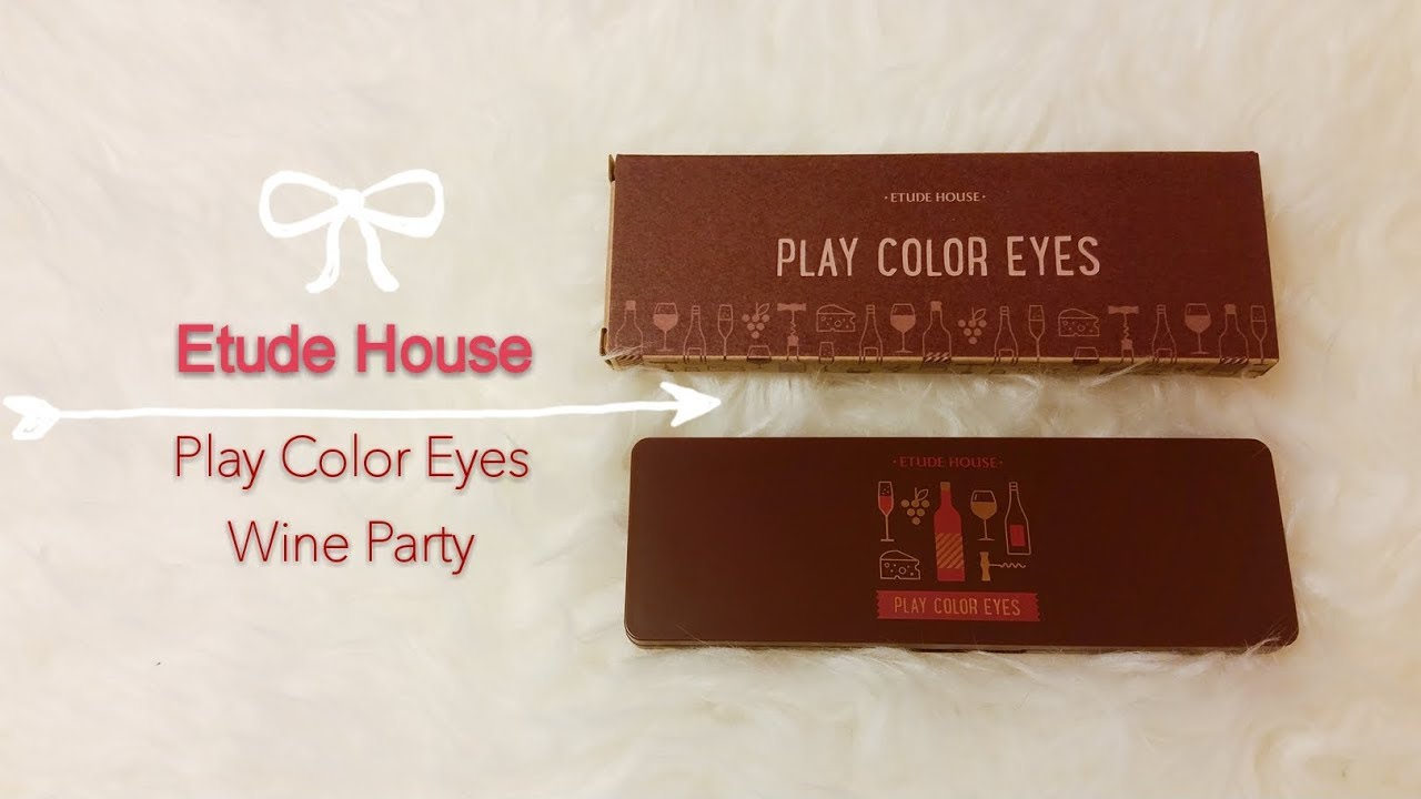 Play Color Eyes - Wine Party by Etude House #17