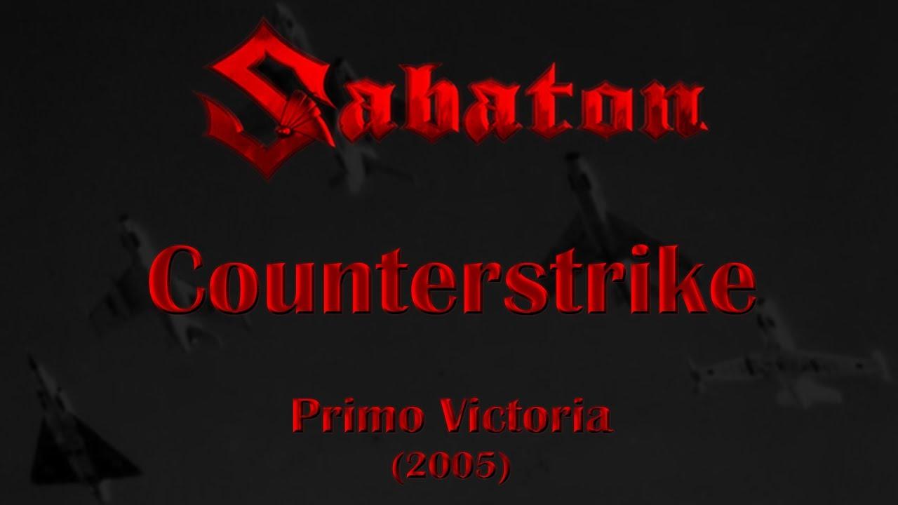 Sabaton - Counterstrike (Lyrics English & Deutsch)
