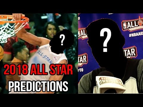 Who Will Make The 2018 NBA All-Star Game?