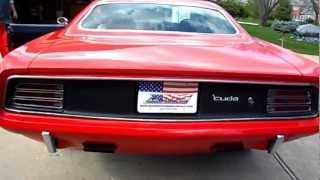 1970 Hemi Cuda 426 For Sale- American Muscle Cars-- Palatine, IL