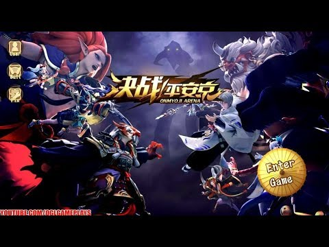 Onmyoji Arena English Gameplay By Netease Android Ios