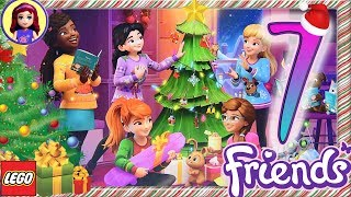 Day 7 Build your Christmas Tree Decorations - Lego Friends Advent Calendar 2018