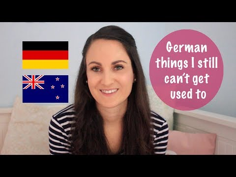 GERMAN THINGS I STILL CAN'T GET USED TO | New Zealand expat