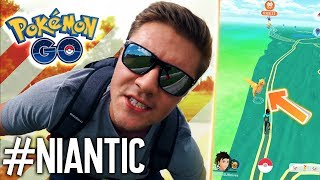 Pokemon Go - #NIANTIC... (WILD DRAGONITE SPAWN!)