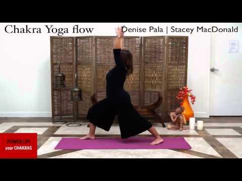 Chakra Yoga Flow   Denise Pala and Stacey MacDonald