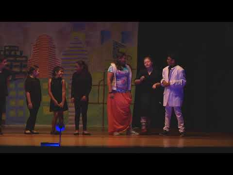 Downtown School Performs Romeo and Winifred
