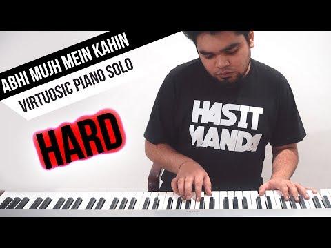 Abhi Mujh Mein Kahin - Agneepath - EPIC PIANO COVER