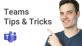 Top 20 Microsoft Teams Tips & Tricks screenshot 4