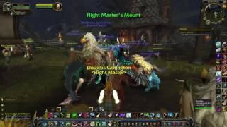 WoW Legion Jarod's Mission Quest