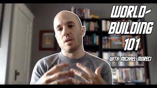 Genre Writing Course 1 - World-Building