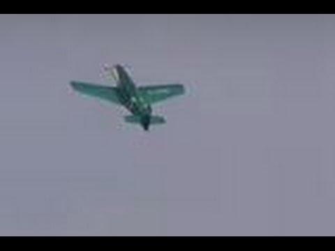 LeVier Cosmic wind display & Steerman etc 13Sep14 Duxford Airshow UK 258p
