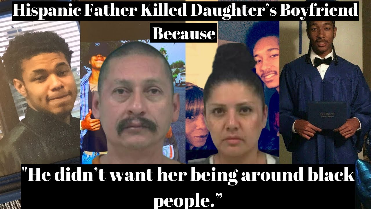 "NEWS- ""I Don't Want My Daughter Hanging Around Black People""Hispanic Father Kills Dau"