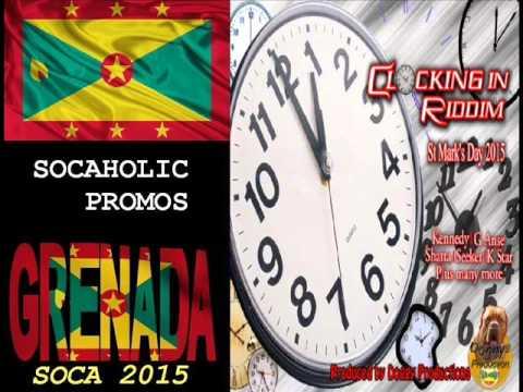 [SPICEMAS 2015] Blacka - Jab - Clocking In Riddim - Grenada Soca 2015
