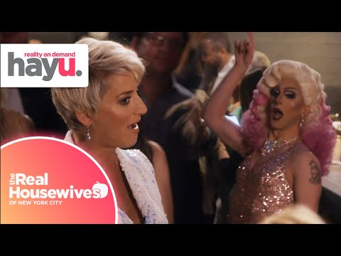 Dorinda's End Of Summer Party | Season 12 | Real Housewives Of New York City