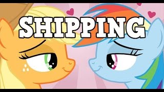 MY LITTLE PONY COMIC DUBS SHIPPING APPLEJACK AND RAINBOWDASH?