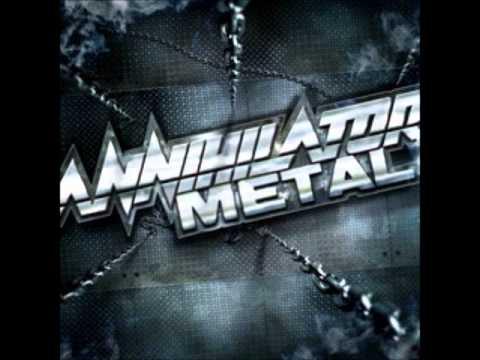"Annihilator's DETONATION from their 2007 release ""METAL"""