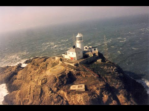 Lighthouses Of Wales,  South Bishop Lighthouse, Pembrokeshire