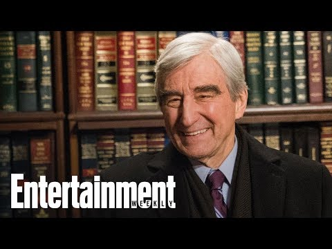 See Sam Waterston's Return To 'Law & Order: SVU'   Flash  Entertainment Weekly