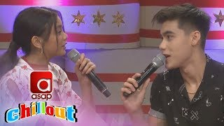 asap chillout bailona answers question of the day