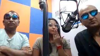 SANGHARSH TEAM WAS LIVE ON RADIO CITY 91.1 FM | SANGHARSH RELEASED ALL OVER IN CINEMAS NOW
